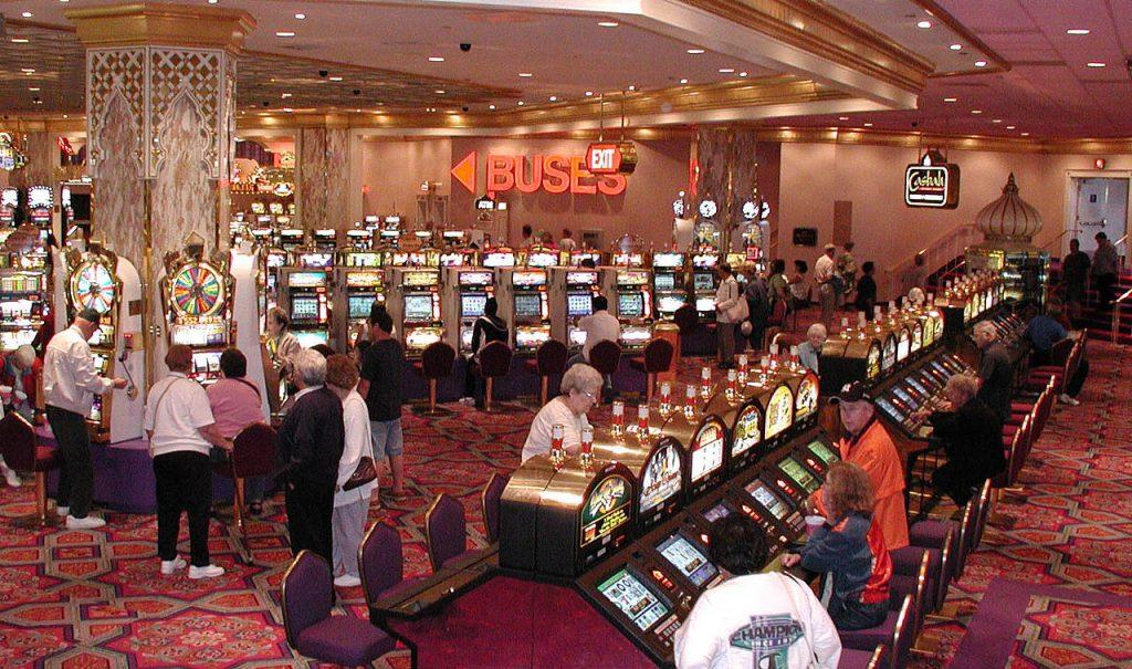 Musikalischer Einfluss in der Welt der landgestützten und Online-Casinos